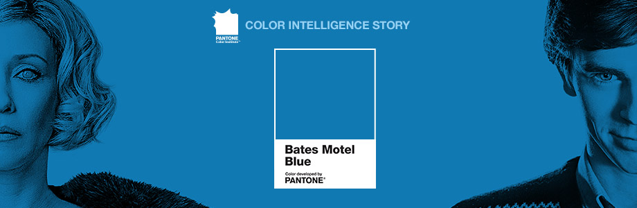 Bates Motel Blue - Norman's Favorite Color