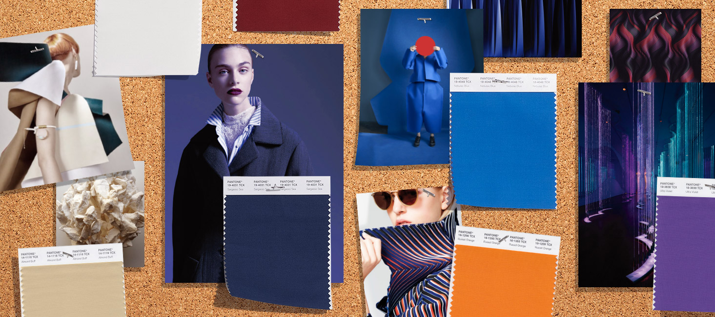 Pantone Fashion Color Trend Report New York Fall/Winter 2018