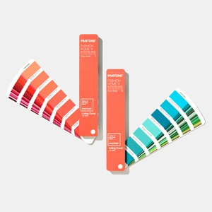 Pantone FHI Color Guide, Limited Edition Pantone Color of the Year 2019 Living Coral
