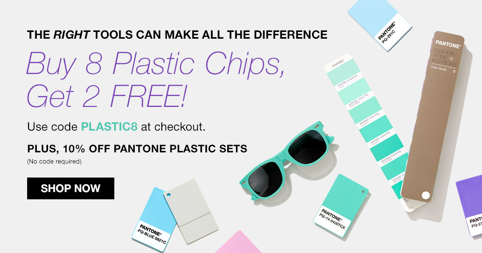 Buy 8 Plastic Chips, Get 2 Free