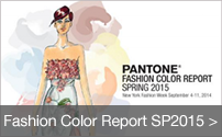 Fashion Color Report Spring 2015