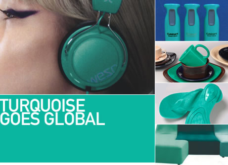 TURQUOISE GOES GLOBAL