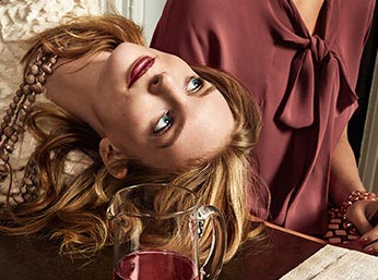 PANTONE COLOR OF THE YEAR 2015 - MARSALA 18-1438 - A TASTEFUL HUE