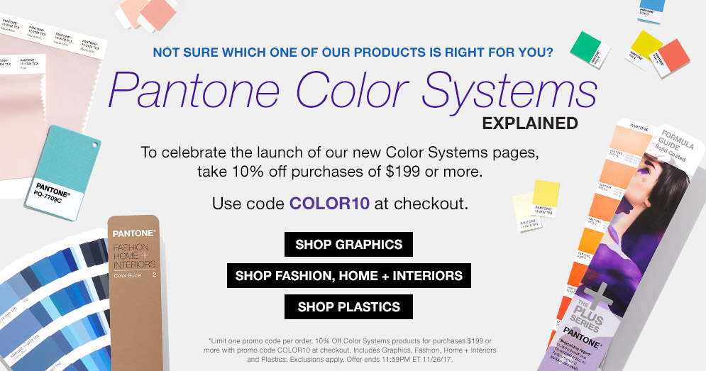 10% Off Color Systems