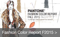 Fashion Color Report Fall 2015
