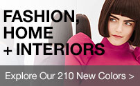 210 New Colors Fashion and Home Pantone